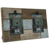 """Wood Plank Clip Frame - 3 1/2"""" x 5"""""""