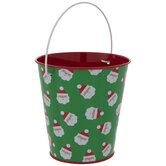 Santa Claus Bucket