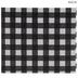 Black & White Buffalo Check Post Bound Scrapbook Album - 6