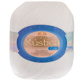 10 White Rustica Eclat Cotton Thread