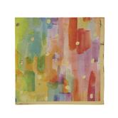 Watercolor & Foil Napkins