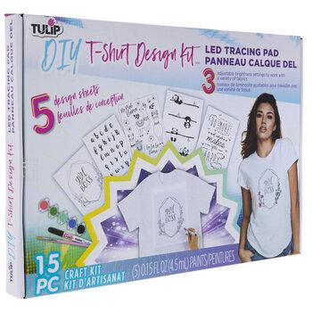 DIY T-Shirt LED Tracing Pad Design Kit