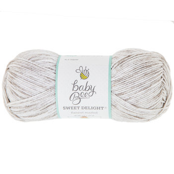 Flannel Marled Baby Bee Sweet Delight Yarn