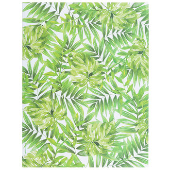 Green Tropical Leaves Scrapbook Paper 8 1 2 X 11 Hobby Lobby 1434422 Download in under 30 seconds. green tropical leaves scrapbook paper 8 1 2 x 11 hobby lobby 1434422