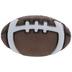 Football Shank Buttons