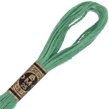 912 Light Emerald Green DMC Cotton Embroidery Floss
