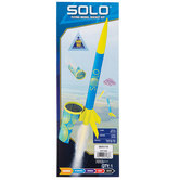 Solo Model Rocket Kit