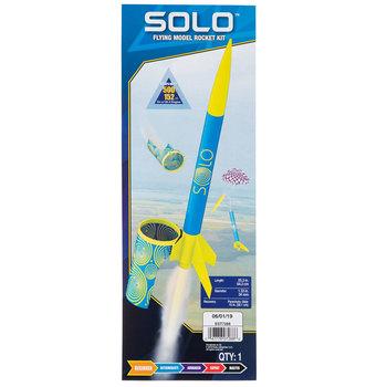 Solo Model Rocket Kit