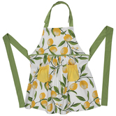 Lemons & Leaves Apron