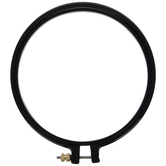 Black Embroidery Hoop