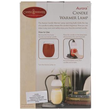Signature Aurora Lamp Candle Warmer