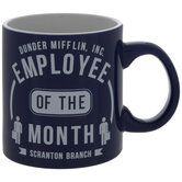 The Office Employee Of The Month Mug