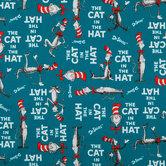 Cat In The Hat Fabric