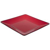 Red Square Platter
