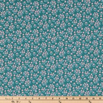 Ditsy Floral Apparel Fabric
