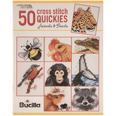 50 Cross Stitch Quickies: Animals & Friends