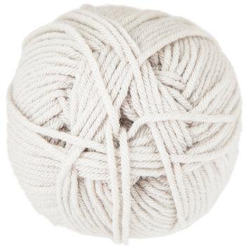 Light Gray Yarn Bee Soft & Sleek Yarn