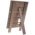 Sit Wherever Wood Decor