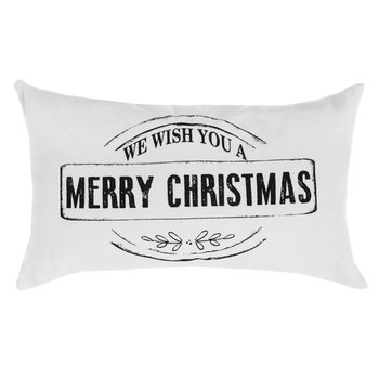 We Wish You Canvas Pillow