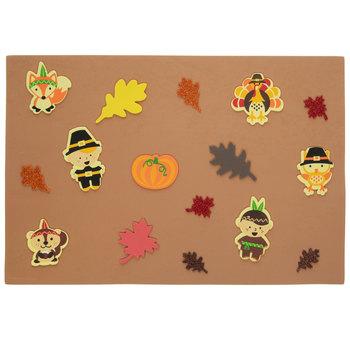 Thanksgiving Foam Placemat Craft Kit