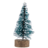 Mini Frosted Trees - Small