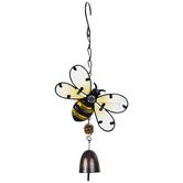 Bumblebee & Bell Metal Mobile