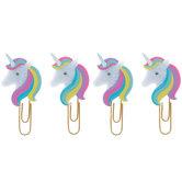 Unicorn Paper Clips