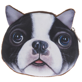 Dog Plush Coin Purse