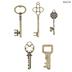 Mixed Key Pendants