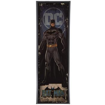 Batman Comic Wood Wall Decor