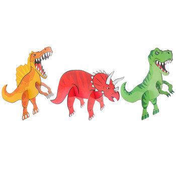 Dinosaur Table Decor