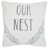 Our Nest Laurel Pillow