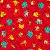 Pokemon Cotton Fabric