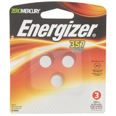 Lithium Button Cell Batteries - 357
