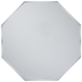 Octagon Beveled Craft Mirror - 12""