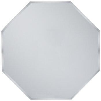 """Octagon Beveled Craft Mirror - 12"""""""