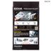 Silver Dragon Iconx 3D Metal Model Kit