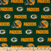 NFL Green Bay Packers Cotton Fabric