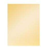 "Gold Pearl Linen Cardstock Paper - 8 1/2"" x 11"""