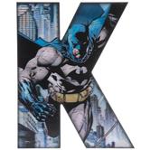 Superhero Lenticular Letter Wood Wall Decor