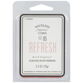 Refresh Rose & Grapefruit Fragrance Cubes