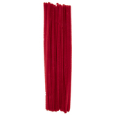 Red Chenille Stems - 6mm