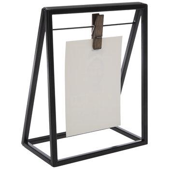"Metal Clip Frame - 3 1/2"" x 5"""
