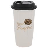 Mornin' Pumpkin Travel Mug