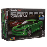 Green Camaro Concept Car Model Kit