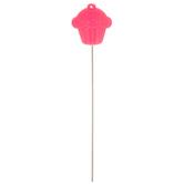 Pink Cupcake Silicone Cake Tester