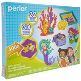 Mermaids Perler Bead Kit