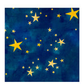Starry Night Backdrop Paper Roll