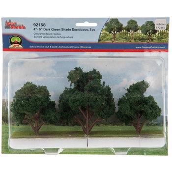 Dark Green Shade Deciduous Trees