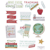 Teachers Are A Blessing Stickers